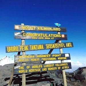 Kilimanjaro mountain pictures.