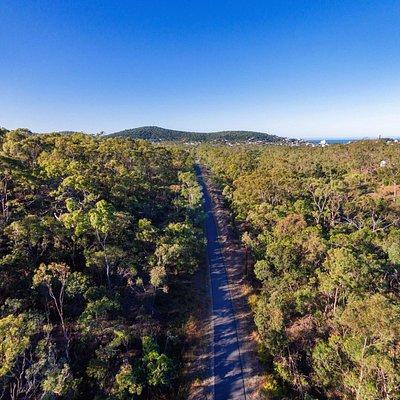 Capricorn Coast Pineapple Trail - 4.5km asphalt path great for walking and bikes