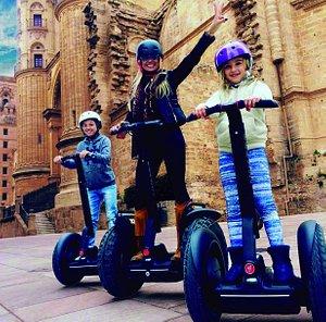 Segway Adventure Málaga Tours & Sales