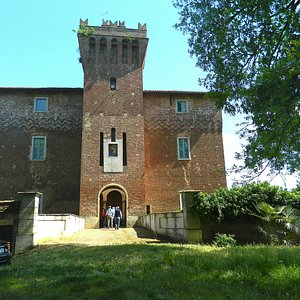 Tortorolo, ingresso al Castello