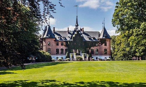 Sofiero castle and gardens