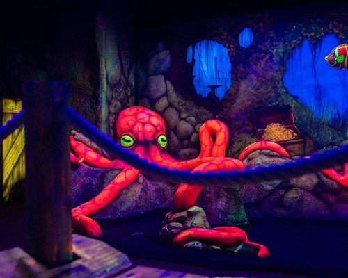 UV Octopus