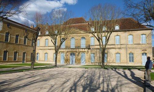 rénovation abbaye