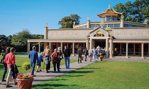 Kadampa Temple for World Peace