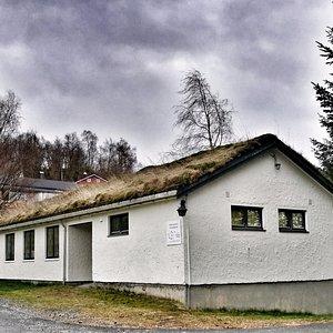 Sivert Aarflot-museet på Egset i Volda