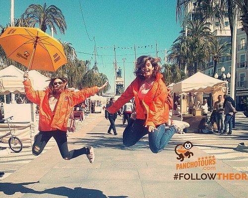 Pancho Tours #followtheorangeshirt