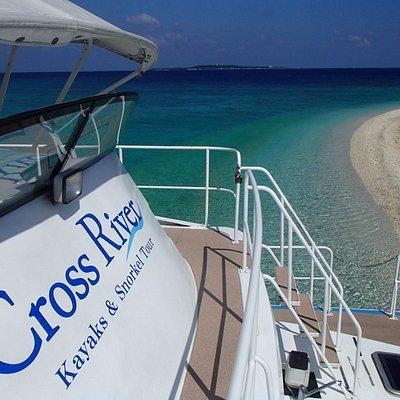 クロスオーシャン2とバラス島