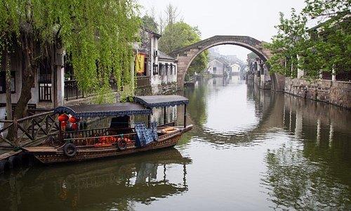 Bridge over canal
