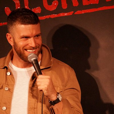 Joel Dommett at Top Secret!