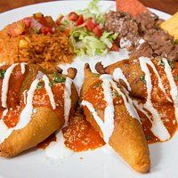 Sunrise Tacos Mexican Grill- Silom Chile Rellenois