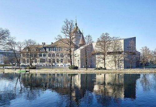 Alt und Neu als Ensemble: das neue Landesmuseum Zürich