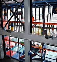 Bring the kids to enjoy our 10,000 square foot play frames!