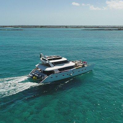 Atlantis II Yacht Charters