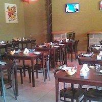 El Salón de La Rosa Restaurante Pizzería.