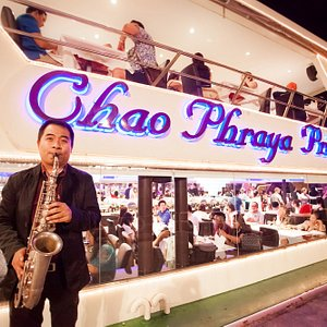 Welcome aboard to Chao Phraya Princess Cruise