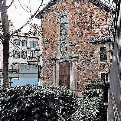 Milano, Chiesa dei Ss. Giovanni Battista e Carlo al Fopponino