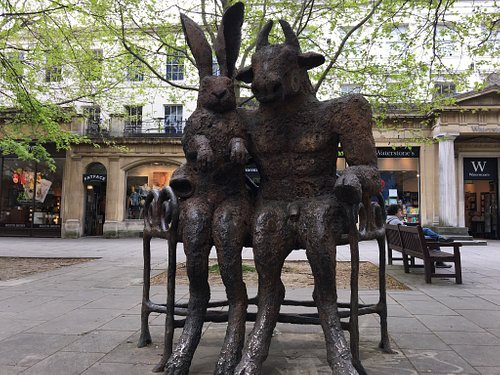 Minotaur and the Hare