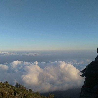 Agung Volcano 3100m Hiking