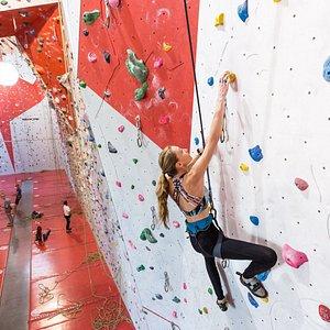 Escalade pour tous à Climb Up Aix