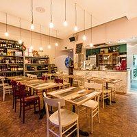 Il ristorante italiano non tradizionale