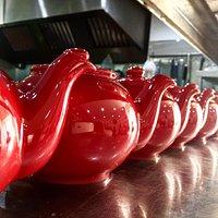 New tea pots