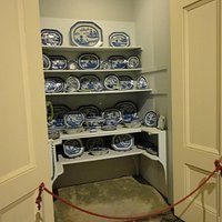 Collection of Girard's imported china