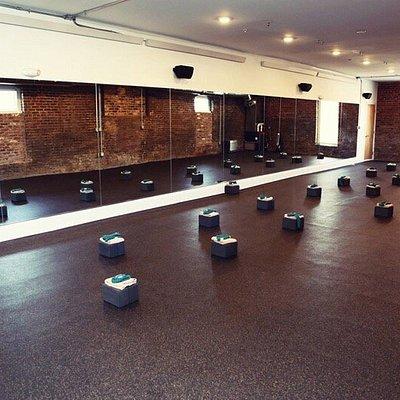 Best yoga studio in Danville!