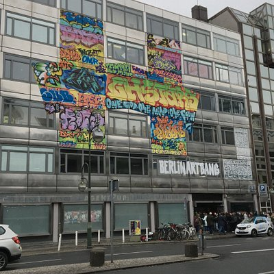 The Haus - Urban Art