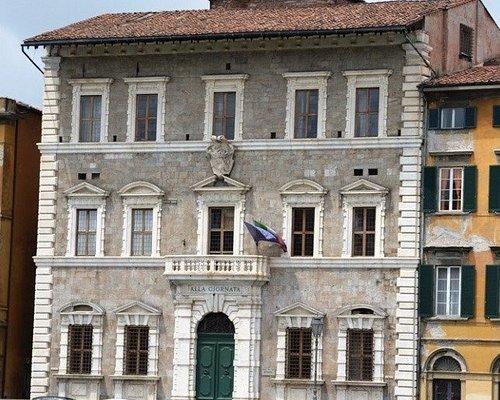-- Sede del Rettorato dell'Univesità degli Studi di Pisa --