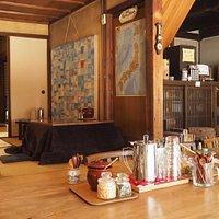 築100年の古民家を活用したカフェです