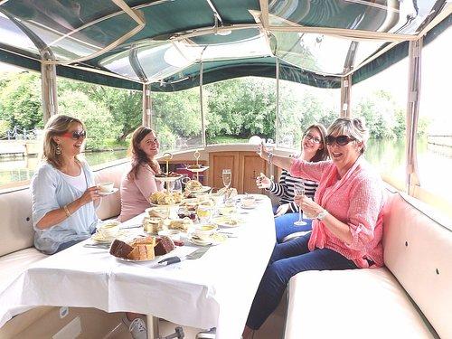 Afternoon Tea Cambridge River Trips
