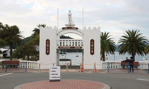 Picton - War Memorial 1