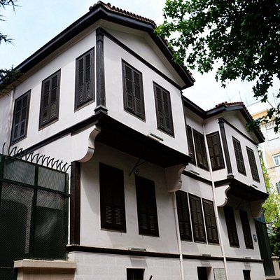 The front of Ataturk House