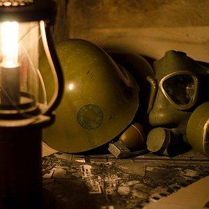 Adentrate en nuestro Bunker de la Guerra Fria e intenta detener el lanzamiento de misiles Nuclea