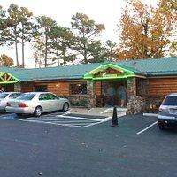 Rowdy Beaver Eureka Springs Arkansas