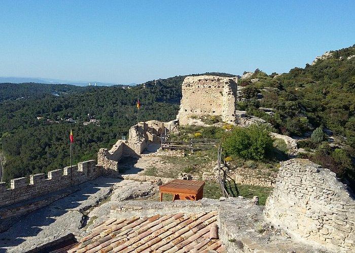 Visite animé de la forteresse.
