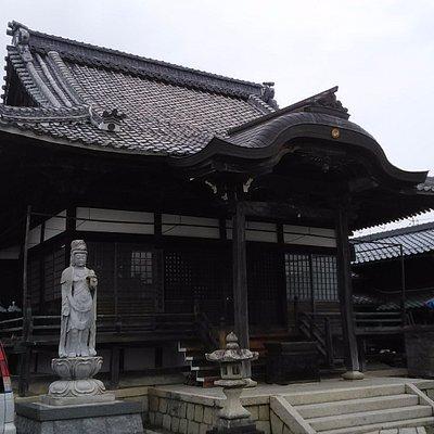千樹寺本堂