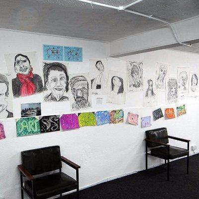 Abstract Art at TAAG