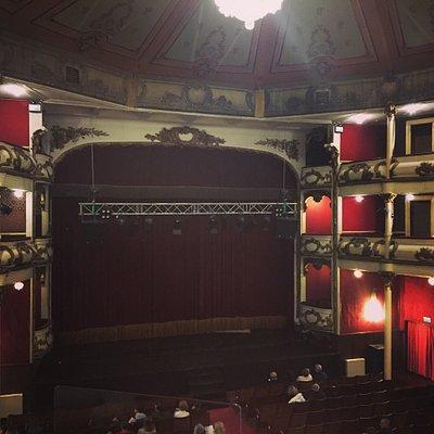 Teatro Sa da Bandeira