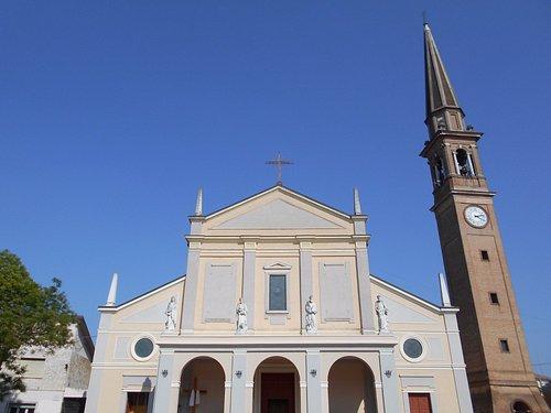 parrocchiale dei Santi Pietro e Paolo, Copparo