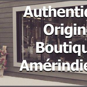 Boutique Amérindienne - Authentique Origine