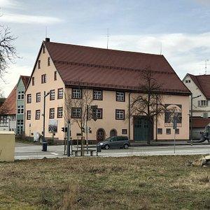 Museum Auberlehaus.... wenige Details....
