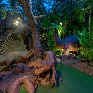 Dino Park Phuket - Mini Golf