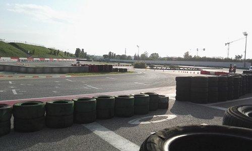 Circuito lato pista