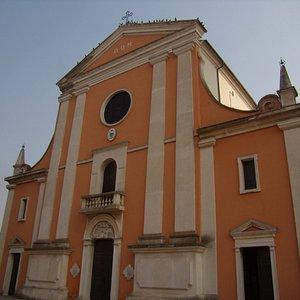chiesa arcipretale di San Giorgio, Bergantino
