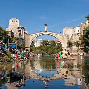 Mostar - Old Bridge