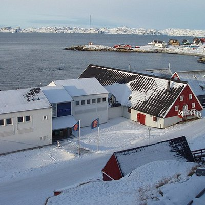 The Museum in winter