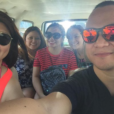 tourist from QC - with the doctors - Explore, unwind and visit Duterte's city! Package 1 – Davao