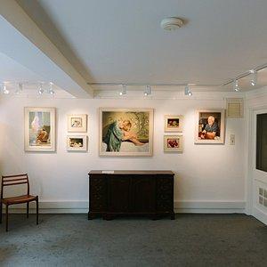 Exhibition by Liz Balkwill