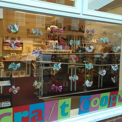 The Craft coop Shop - Marlow